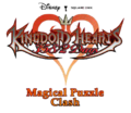 Kingdom Hearts Magical Puzzle Clash Logo KHD.png