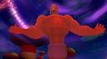 Difficult Battle with Genie Jafar 01 KHII.png