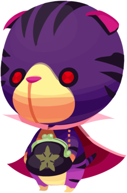 A Nightmare Chirithy from the 22-1 Daybreak Town story mission