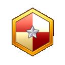 The J Merit Rank icon