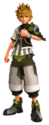 Ventus from the Ultimania