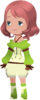 """One the the unnamed Keyblade Wielders<span style=""""font-weight: normal"""">&#32;(<span class=""""t_nihongo_kanji"""" style=""""white-space:nowrap"""" lang=""""ja"""" xml:lang=""""ja"""">キーブレード使い</span><span class=""""t_nihongo_comma"""" style=""""display:none"""">,</span>&#32;<i>Kīburēdo Zukai</i><span class=""""t_nihongo_help noprint""""><sup><span class=""""t_nihongo_icon"""" style=""""color: #00e; font: bold 80% sans-serif; text-decoration: none; padding: 0 .1em;"""">?</span></sup></span>)</span>, she appears during the introduction to fight the Darkside, the weekly Lux ranking and the daily Team ranking in [chi]."""