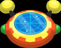 Gummi radar
