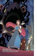 Yen Press translation