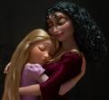 Rapunzel embracing Gothel - Tangled (2010).png