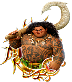 Maui medal from KHUX.