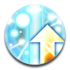 Roxas's Record Materia Icon from Final Fantasy Record Keeper